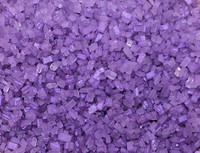 Ultimate Baker Natural Sanding Sugar (Large Crystal) Purple Shine (1x8oz)