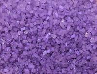Ultimate Baker Natural Sanding Sugar (Large Crystal) Purple Shine (1x8oz)