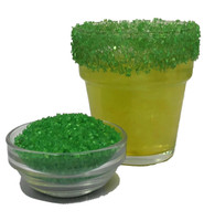 Snowy River Green Cocktail Sugar (1x3oz)
