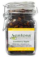 Sentosa Cranberry Apple Herbal Loose Tea (1x5oz)