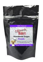 Ultimate Baker Natural Powdered SugarPurple(1x4oz Bag)