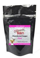 Ultimate Baker Natural Powdered Sugar Pink (1x1lb)