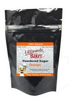 Ultimate Baker Natural Powdered Sugar Orange (1x1lb)