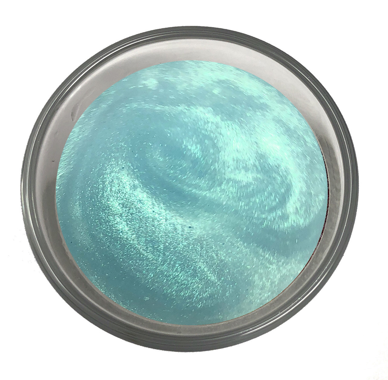 Snowy River Cocktail Glitter Turquoise (1x5.0g)