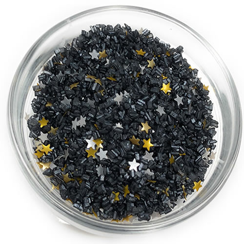 Ultimate Baker Edible Glitter Starry Night (1x8oz)