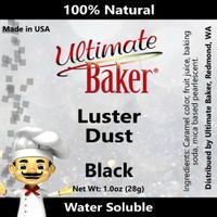 Ultimate Baker Luster Dust Black Pearl (1x28g)