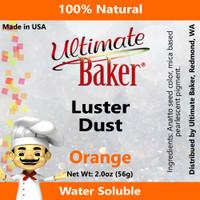 Ultimate Baker Luster Dust Orange (1x56g)