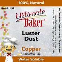 Ultimate Baker Luster Dust Copper (1x56g)