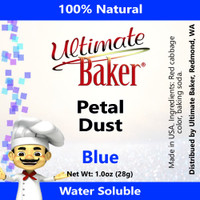 Ultimate Baker Petal Dust Blue (1x28g)