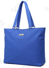 NNEE 15 15.6 Inch Water Resistance Nylon Laptop / MacBook Tote Bag Computer Travel Carrying Bag - Blue
