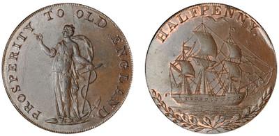 Peter Kempson, Halfpenny Mule (D&H Norfolk 25)