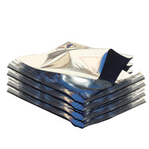 (50) Gallon Mylar Food Storage Bags  long term preservation