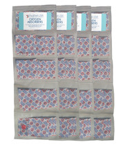 200cc oxygen absorbers, 100 quantity in 20 compartments