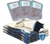 (25)Gallon mylar bags with 500cc oxygen absorbers