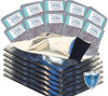 (100)Gallon mylar bags with 500cc oxygen absorbers