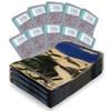 PackFreshUSA Gallon Ziplock Mylar Bags with Oxygen Absorbers set of 100