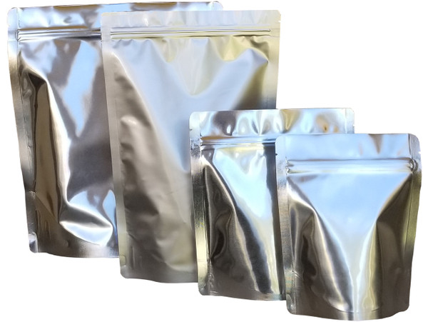 7 mil Gusset Seal Top Mylar Bags from PackFreshUSA