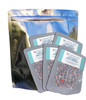 Gallon 7 Mil Mylar bags with Seal Top