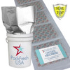 5 Gallon Heavy Duty Seal Top Mylar bags with Individually sealed 2000cc oxygen absorbers