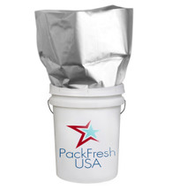 5 Gallon Mylar Bags Wholesale PackFreshUSA