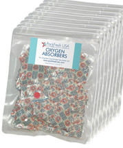 100cc Oxygen Absorbers (Non-Iron Based) (3000) - Wholesale