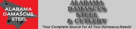 Alabama Damascus Steel & Cutlery
