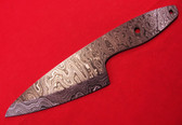 Alabama Damascus Blade / ADS0079-DKG