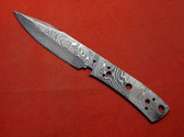 Alabama Damascus Blade / ADS0089-DKG