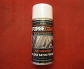 Forge Coat - Clear Satin Finish