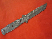 Alabama Damascus Blade / ADS0101T-DKG