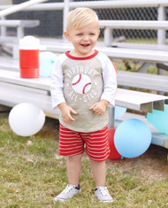 Mud Pie Birthday Boy All-Star Shirt