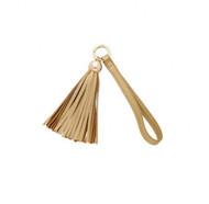 Tassel Key Accessory - GOLD