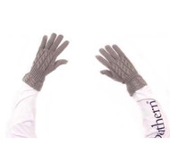 Simply Southern Knit Gloves - GREY