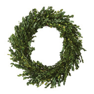 Mud Pie Boxwood Wreath