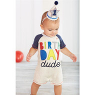 Mud Pie Birthday Boy Party Hats