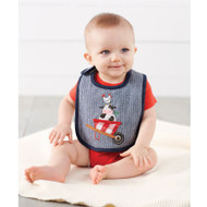 Mud Pie Farm Friends Bib