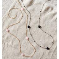 Mud Pie Quatrefoil Necklace