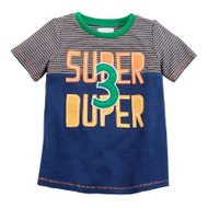 Mud Pie Super Duper Birthday Tee