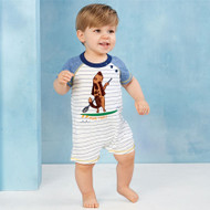 Mud Pie Dog Paddle Shortall