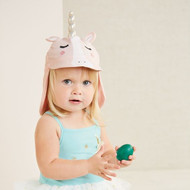 Mud Pie Unicorn Swim Hat