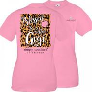 Simply Southern Gigi Flamingo Tee
