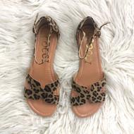 Poppy Leopard Sandals