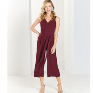 Mud Pie Adelyn Jumpsuit - PINOT