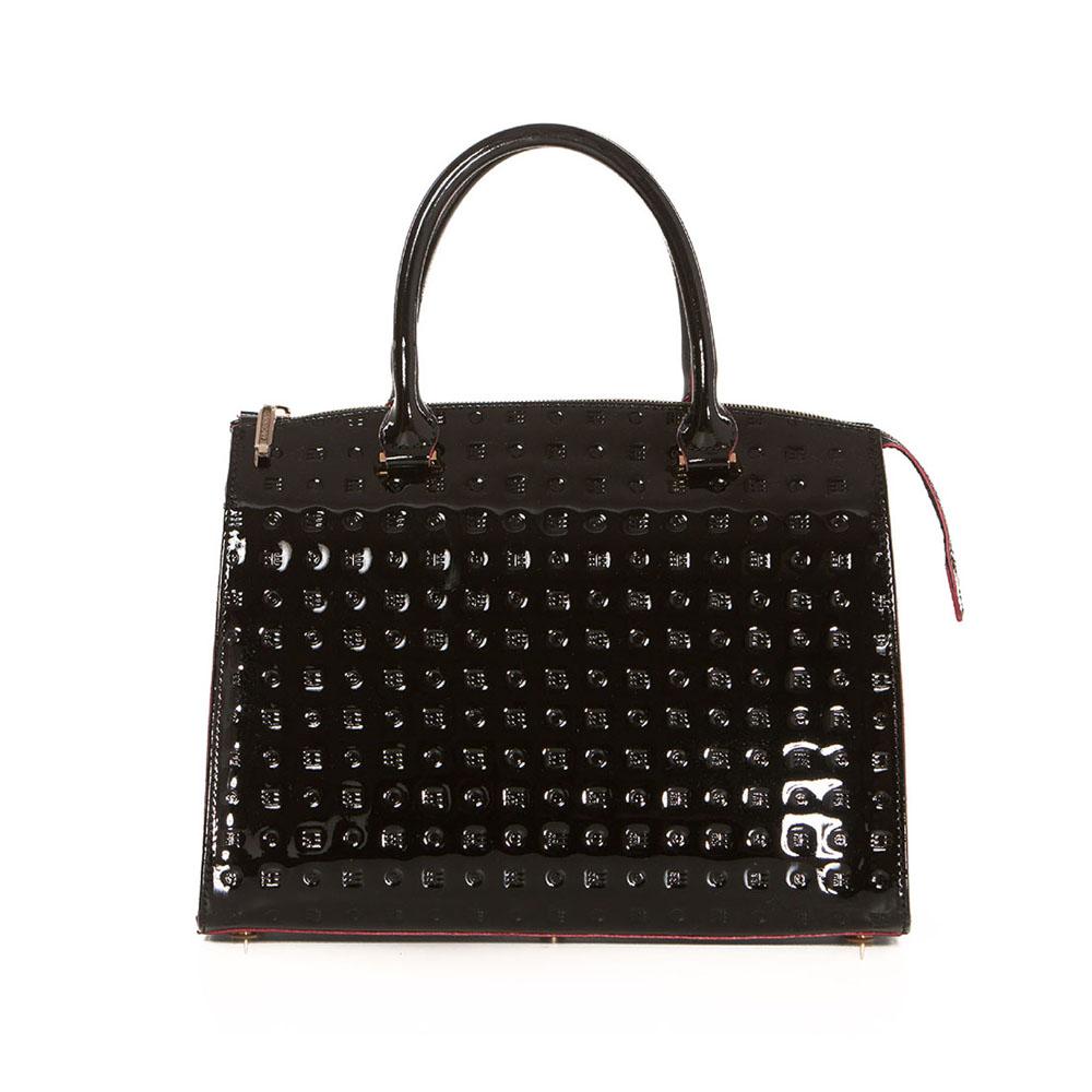 Arcadia Black Tote Bag