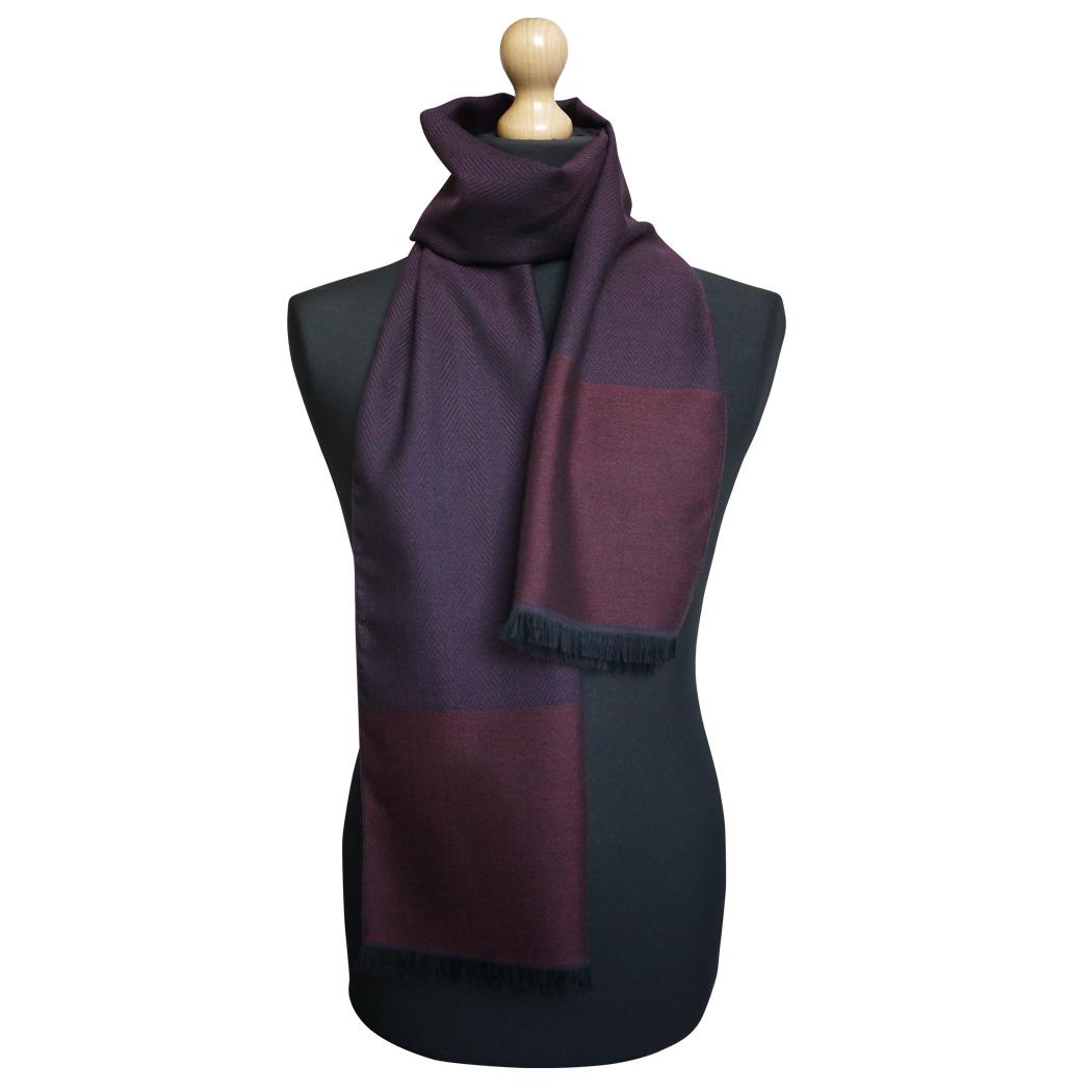 Maalbi scarf Maroon