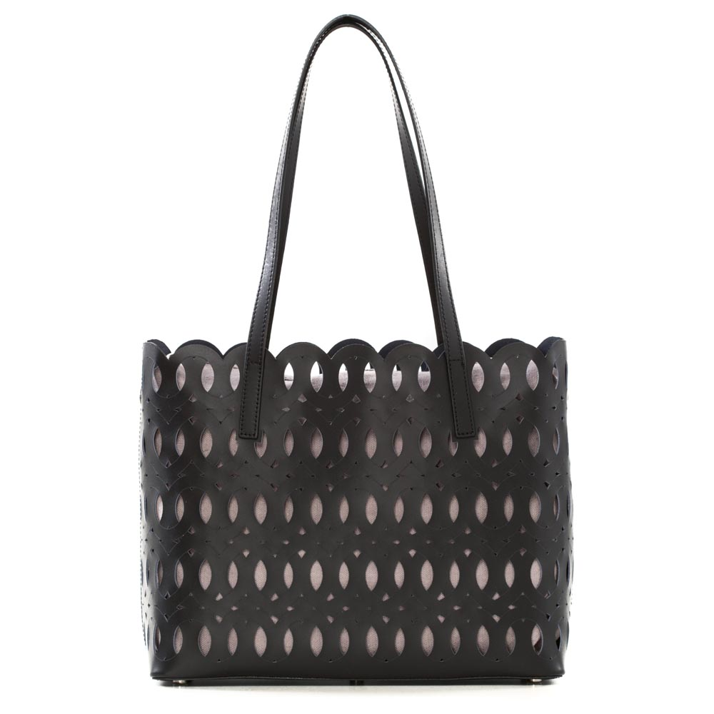 Arcadia Fret Shopper Black