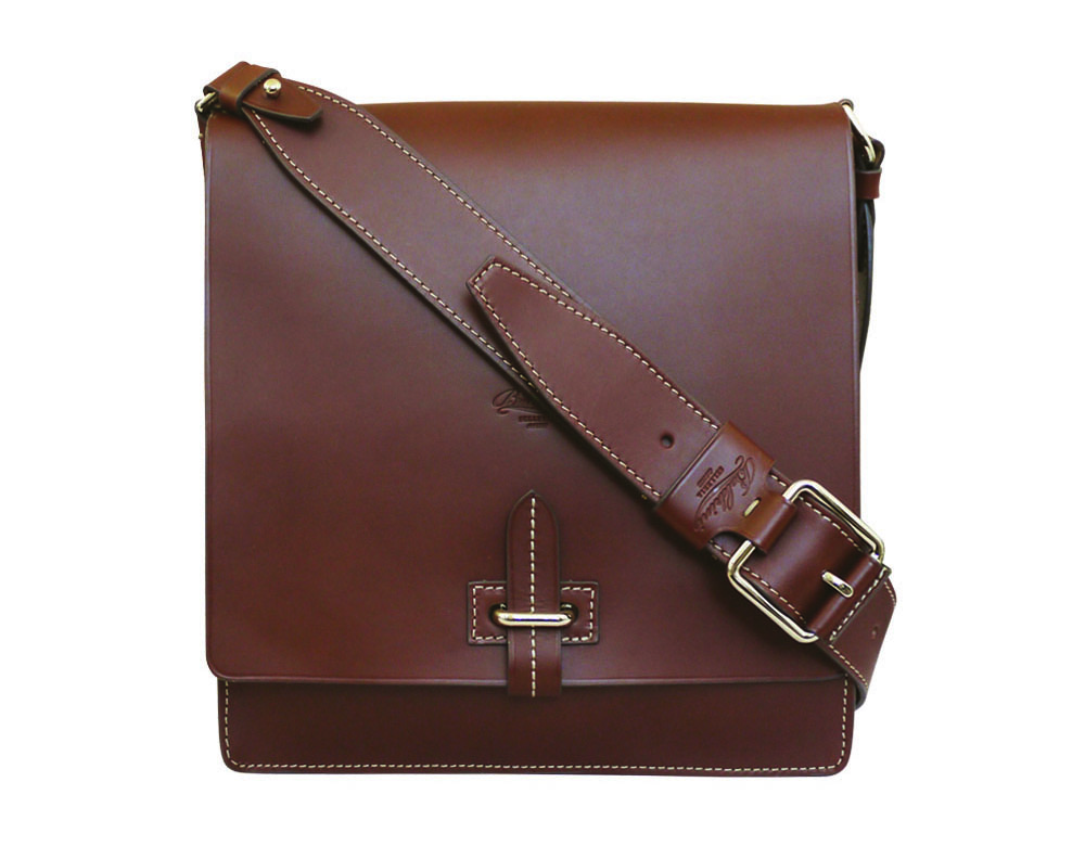 Boldrini Messenger Bag in brown