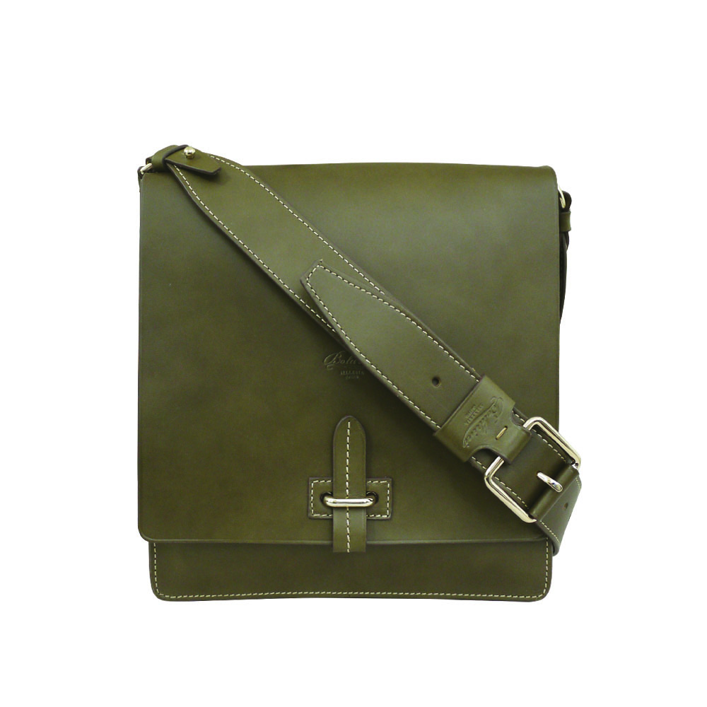 Boldrini Messenger bag in green