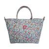 Bonfanti Liberty Betsy Grab Tote Shoulder Handbag - Blue 3