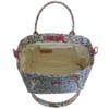 Bonfanti Liberty Betsy Grab Tote Shoulder Handbag - Blue 4